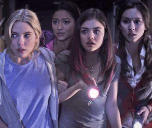 """""""Pretty Little Liars"""" estreou na televisão americana em 2010"""