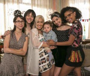 """As Five na segunda fase de """"Malhação - Viva a Diferença"""""""