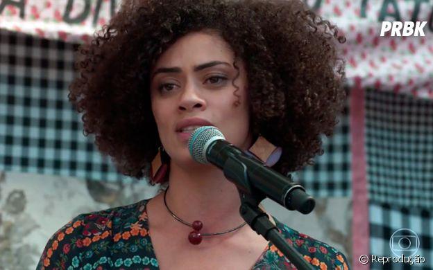"""Dóris (Ana Flavia Cavalcanti) em """"Malhação - Viva a Diferença"""""""