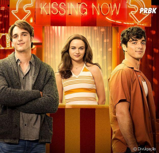 """""""A Barraca do Beijo 2"""": faça o quiz e descubra se você ficaria com Noah (Jacob Elordi) ou Marco (Taylor Perez)"""