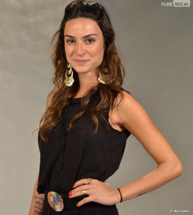 Thaila Ayala será um dos destaques do desfile da Ausländer, que acontece no próximo sábado, 9 de novembro de 2013