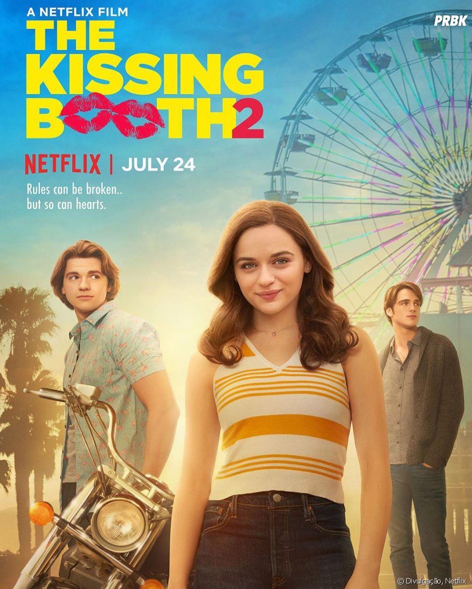 """""""A Barraca do Beijo"""": Joey King se sobressai na comédia romântica"""
