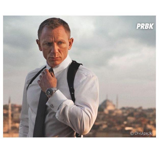 Novo filme de James Bond vai contar com Daniel Craig e Léa Seydoux no elenco