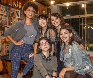 """""""As Five"""": elenco conta como estarão suas personagens no spin-off de """"Malhação"""""""