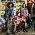 """""""As Five"""", spin-off de """"Malhação - Viva a Diferença"""", estreia 12 de novembro de 2020 no Globoplay"""