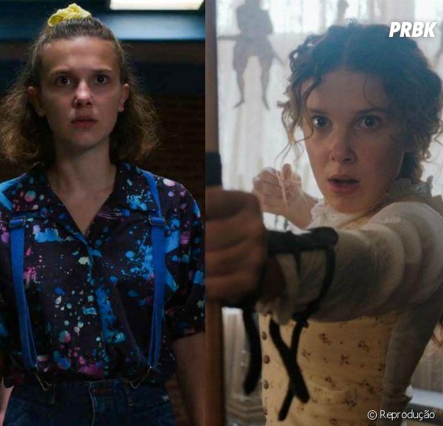 Quiz: Enola Holmes ou Eleven? Com qual personagem de Millie Bobby Brown você mais se parece?