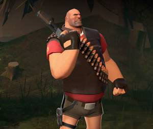 "O marrento Heavy de ""Team Fortress 2"" vai usar lindos shortinhos"