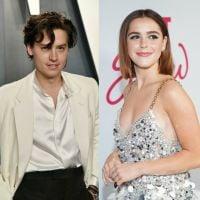 Cole Sprouse e Kiernan Shipka farão par romântico em filme sobre assassinato! Saiba mais