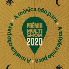 Começou a votação do Prêmio Multishow 2020: veja os indicados e vote no seu artista favorito