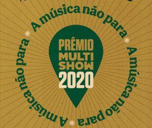 Prêmio Multishow 2020: veja a lista completa dos indicados e vote no seu artista favorito