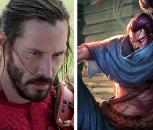 "Keanu Reeves seria o ator certo para interpretar Yasuo de ""League Of Legends"""
