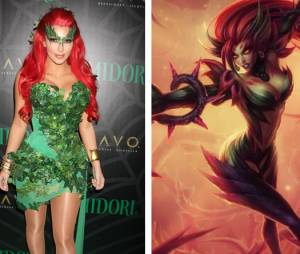"Kim Kardashian e seu popozão arrasando de Zyra de ""League Of Legends"""