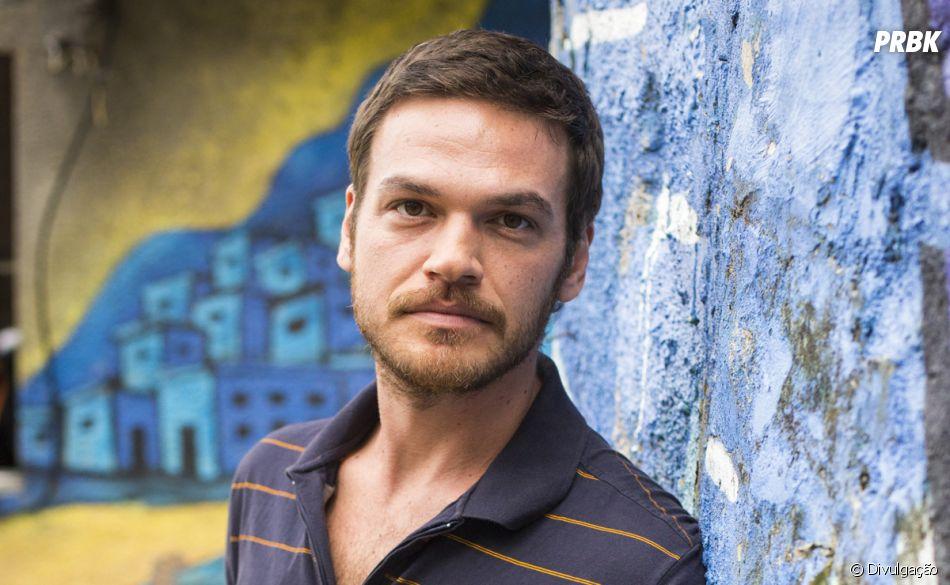"""""""A Força do Querer"""": Rubinho é interpretado por Emílio Dantas"""