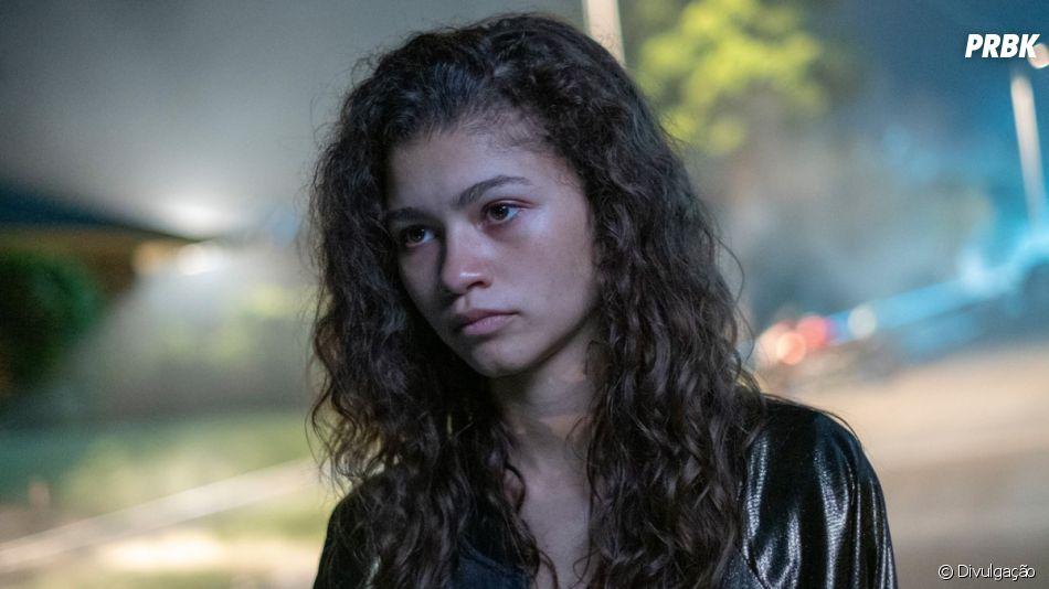 """""""Euphoria"""": Zendaya confirma dois episódios especiais para dezembro na HBO"""