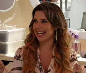 """Atualmente, Fernanda Souza está no ar como a perua Bernadete em """"Malhação"""""""
