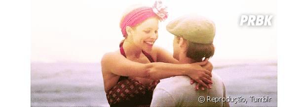 """""""Diário de Uma Paixão"""" tem Ryan Gosling e Rachel McAdams no elenco"""