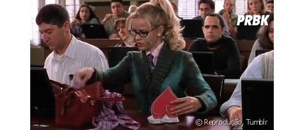 """""""Legalmente Loira"""" foi protagonizado por Reese Witherspoon"""