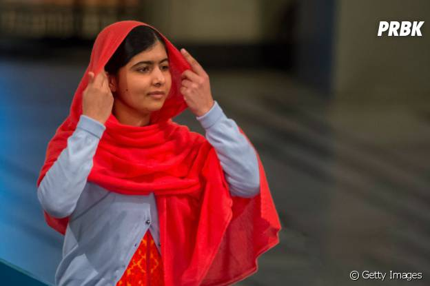 Malala Yousafzai recebeu R$ 3,7 milhões que serão dividos com o Kailash Satyarthi, ambos foram vencedores do Prêmio Nobel da Paz em 2014