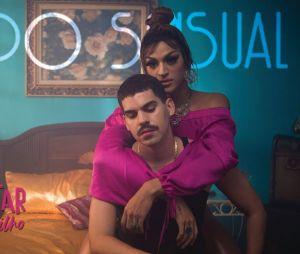 """""""Corpo Sensual"""" é um clipe de Pabllo Vittar feito em parceria com Matheus Carrilho"""