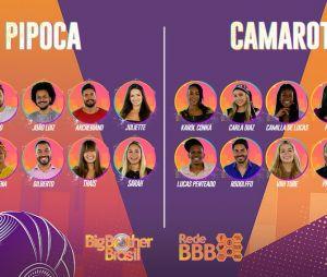 """Paredão falso no """"BBB21"""": Quem merece """"sair""""? Vote na enquete"""