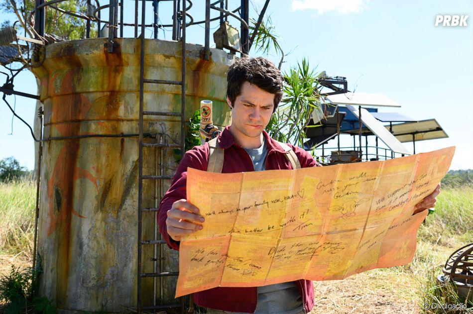 """""""Amor e Monstros"""": Joel (Dylan O'Brien) encara uma aventura para tentar achar sua namorada"""