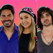 """Quem sai no próximo paredão do """"BBB21"""": Rodolffo, Carla ou Fiuk? Vote na nossa enquete"""
