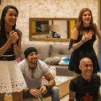 """A edição do """"Big Brother Brasil"""" de 2018 trouxe pai e filha para disputar o prêmio milionário juntos"""