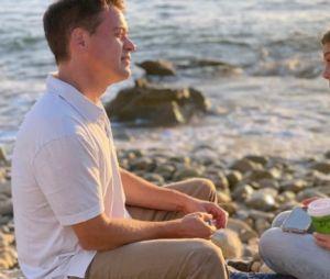 """""""Grey's Anatomy"""": na 17ª temporada, George O'Malley (T.R. Knight), que já morreu na história, aparece nos sonhos de Meredith Grey (Ellen Pompeo)"""