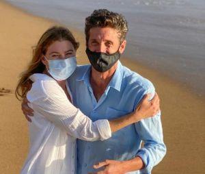 """""""Grey's Anatomy"""": Derek (Patrick Dempsey) foi o primeiro personagem já morto da série a reaparecer na 17ª temporada"""