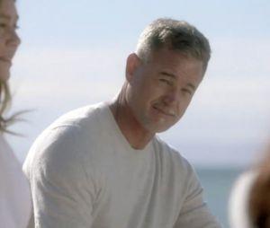 """""""Grey's Anatomy"""": Mark Sloan (Eric Dane) morre alguns episódios após o acidente de avião, mas retorna na 17º temporada em sonhos de Meredith (Ellen Pompeo)"""