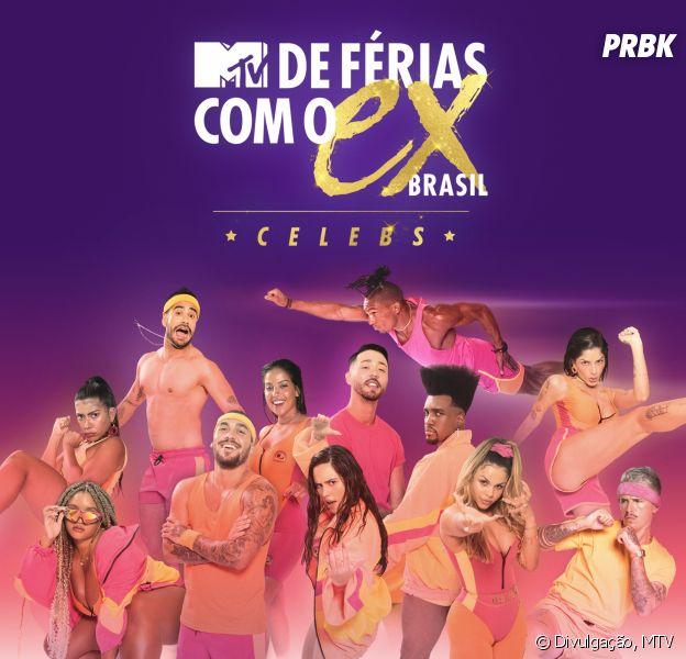 """""""De Férias com o Ex Brasil Celebs"""": com quem você tretaria na 7ª temporada?"""