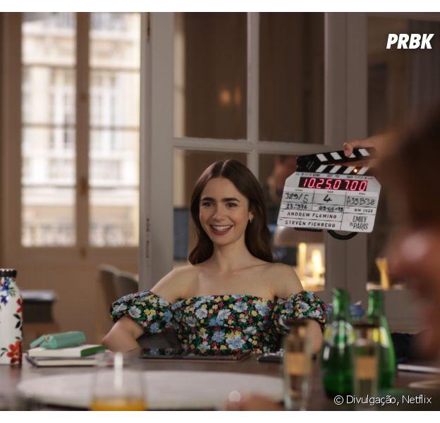 """""""Emily em Paris"""": Netflix anuncia início das gravações da 2ª temporada"""