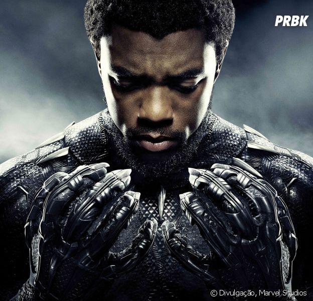 Quem será o novo Pantera Negra da Marvel? Vote na enquete