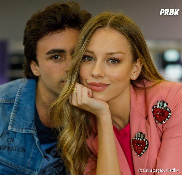'Elite': Samuel vai atrás de Carla em aeroporto