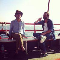 """Banda do Mar grava novo clipe no Rio de Janeiro com mesmo diretor de """"Zen"""", da funkeira Anitta!"""