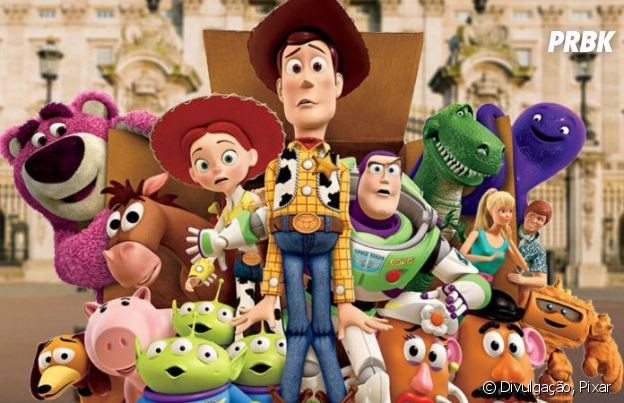"""Toy Story 2"" foi ao ar nesta segunda-feira (5), na Globo"
