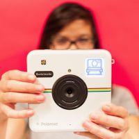 Polaroid Socialmatic é a câmera que posta suas fotos no Instagram e também imprime