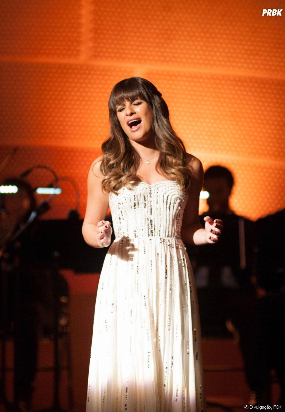 """Rachel Berry (Lea Michele), de """"Glee"""", é ambiciosa e corajosa, mas é uma das protagonistas mais egoístas de séries"""