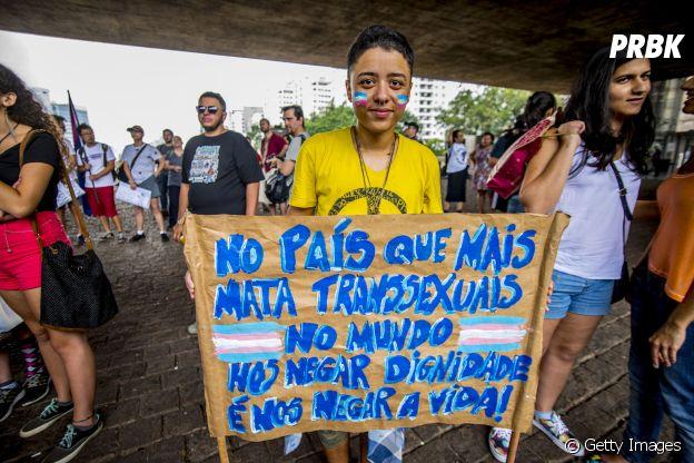 LGBTQIAP+: há 12 anos o Brasil é o país que mais mata pessoas trans