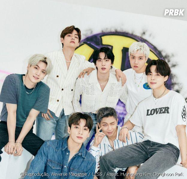 BTS: 7 curiosidades que os membros revelaram em game