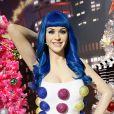 A figura de cera do Madame Tussauds de Katy Perry foi exibida em Nova York, em 3 de dezembro de 2013