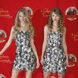 Taylor Swift revelou sua figura de cera no Madame Tussauds, em 27 de outubro de 2010, na cidade de Nova York