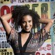 """Heslaine Vieira deu vida a Ellen em """"Malhação: Viva a Diferença"""", uma jovem negra, da periferia de São Paulo e que teve pouco acesso à educação de qualidade"""