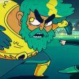 """""""Aquaman: King of Atlantis"""" contará a história do primeiro dia de Aquaman como rei da Atlântida"""