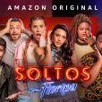 """""""Soltos em Floripa""""está no catálogo da Amazon Prime Video"""