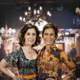 """Estrelada por Fernanda Torres e Andrea Beltrão, """"Tapas e Beijos"""" mostra os desafios na vida amorosa de duas amigas que trabalham juntas em uma loja de vestidos de noiva"""