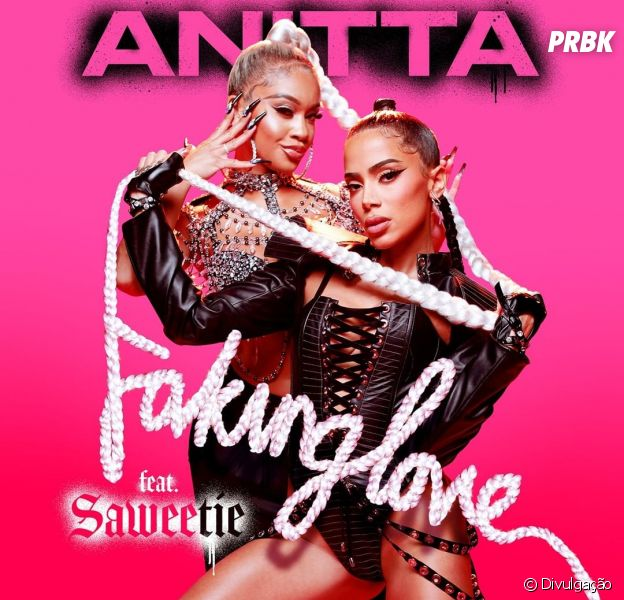 """5 coisas que podemos esperar de """"Faking Love"""", parceria da Anitta com Saweetie"""