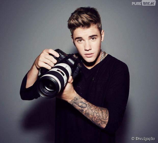 Justin Bieber é um dos artistas com o álbum mais aguardado do ano