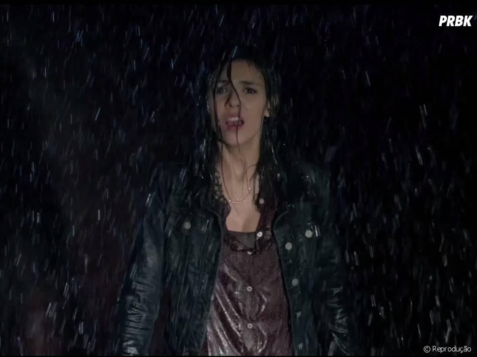 """Lindy (Victoria Justice) se desespera ao ver sua irmã indo embora em """"Eye Candy"""""""