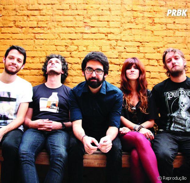 Pop rock brasileiro da banda Supercombo está abalando o cenário como uma das bandas mais compartilhadas no Spotify